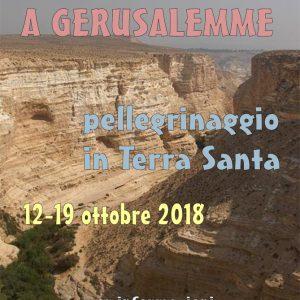 Foto-diario della Terrasanta 2018