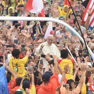 Messaggio di papa Francesco per la GMG di Panama