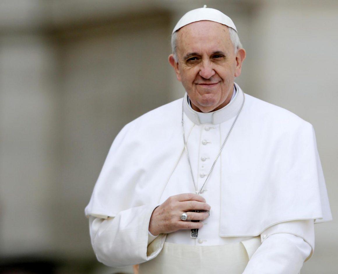 Papa Francesco per la LII Giornata Mondiale della Pace