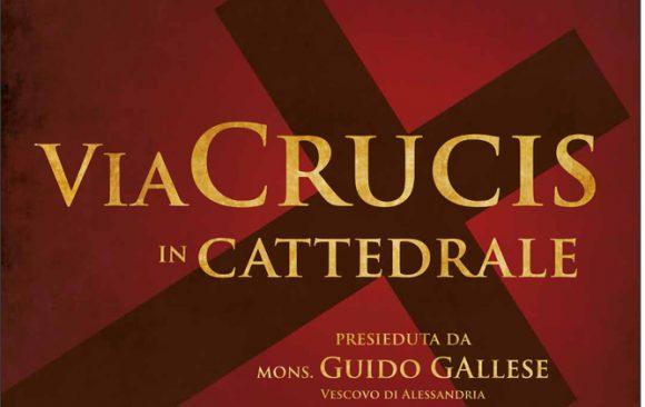 Via Crucis in Cattedrale venerdì 12 aprile