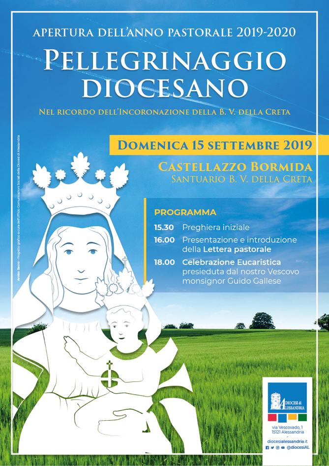 Pellegrinaggio e apertura anno pastorale 2019-2020