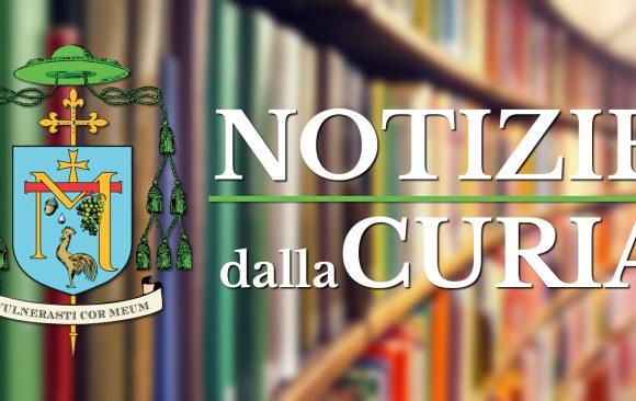 Notizie dalla Curia – Don Sergio Zuccotti Collaboratore alla Madonna del Suffragio