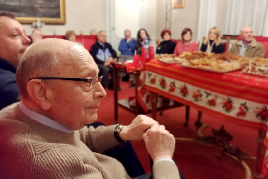 Il diacono Lorenzo Panizza è tornato alla Casa del Padre