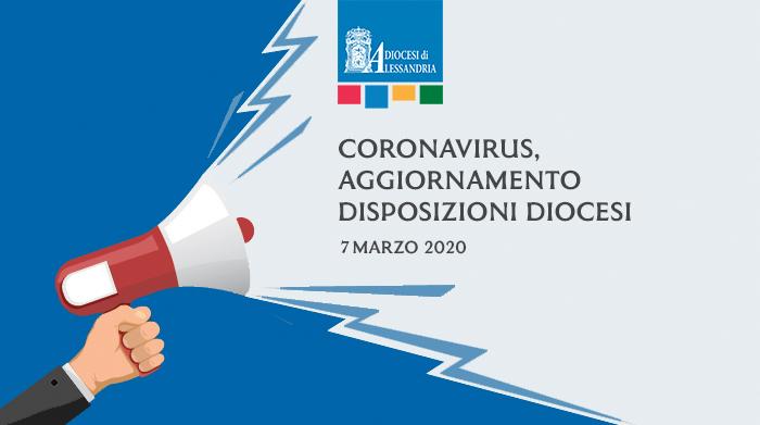 Coronavirus, aggiornamento disposizioni per le comunità del 7 marzo 2020