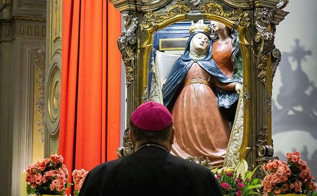 """L'omaggio alla """"Salve"""" sarà in Cattedrale"""