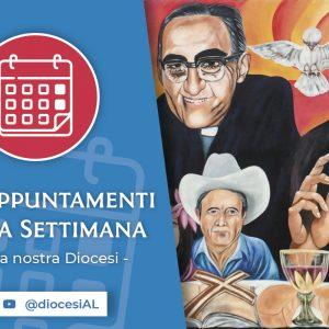 Cosa succede in Diocesi: gli eventi dal 15 al 22 ottobre