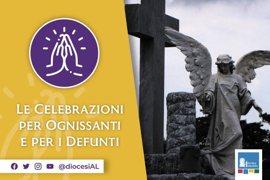 Cosa succede in Diocesi: le celebrazioni di Ognissanti e dei defunti di novembre 2020