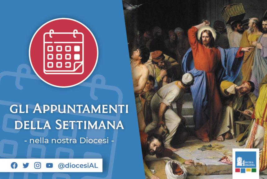 Cosa succede in Diocesi – Gli eventi 4 – 11 marzo 2021