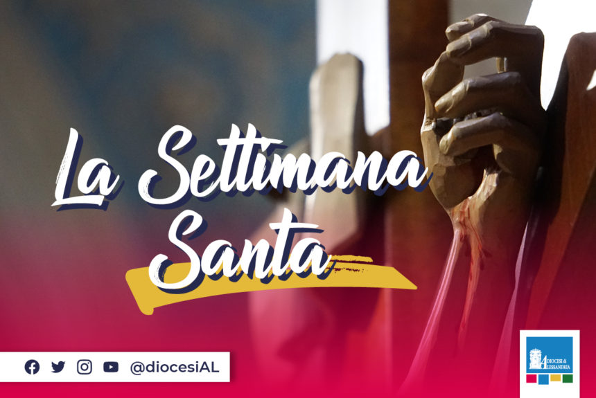 Settimana Santa 2021 | Le celebrazioni del Vescovo in streaming, radio e Tv
