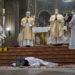 Rivivi l'ordinazione diaconale di don Raoul Kouame!