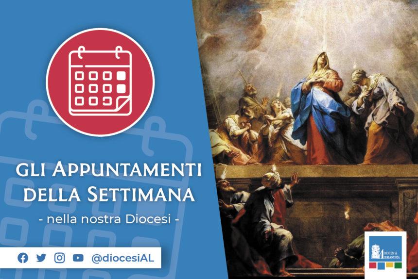 Cosa succede in Diocesi – Gli eventi 20 – 27 maggio