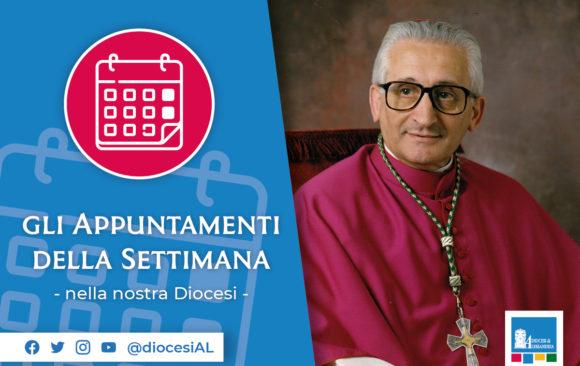 Cosa succede in diocesi Diocesi – Gli eventi 30 settembre – 7 ottobre