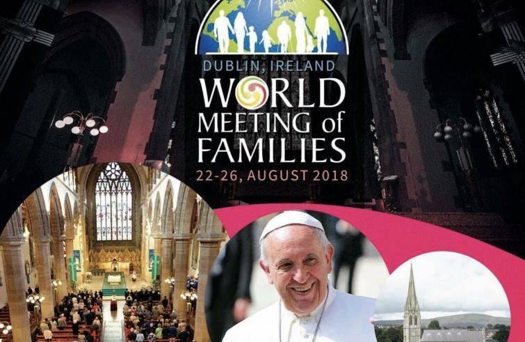 Papa a Dublino: la centralità della famiglia