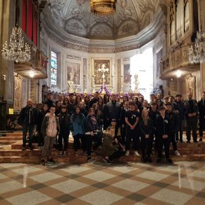 In Duomo a Valenza lezione d'arte