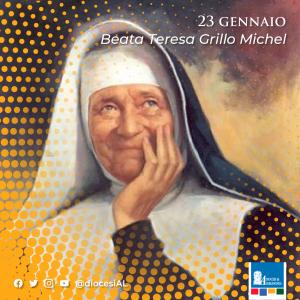 Memoria della Beata Teresa Grillo Michel