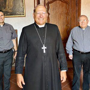 Cambia il vicario generale: da don Vittorio a don Gianni