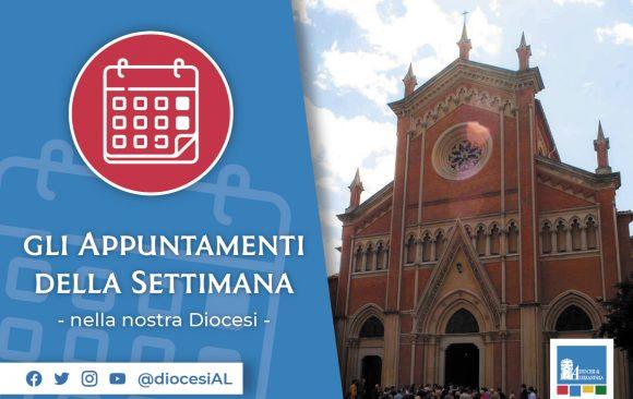 Cosa succede in Diocesi: gli eventi dal 22 al 29 ottobre