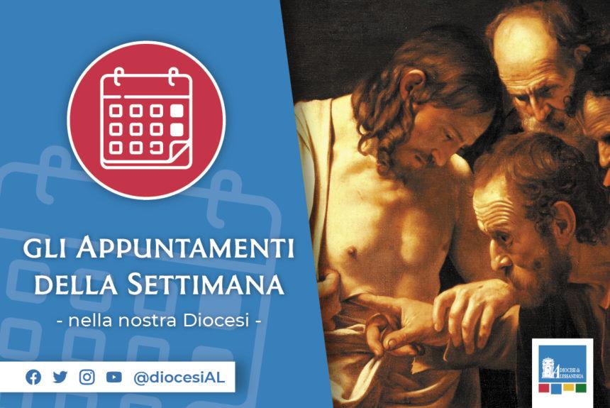 Cosa succede in Diocesi: gli eventi 8 – 15 aprile