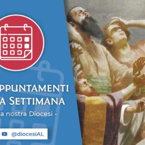 Cosa succede in Diocesi: gli eventi 13 – 20 maggio
