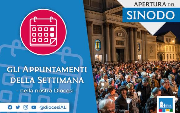 Cosa succede in diocesi Diocesi – Gli eventi 14 -21 ottobre