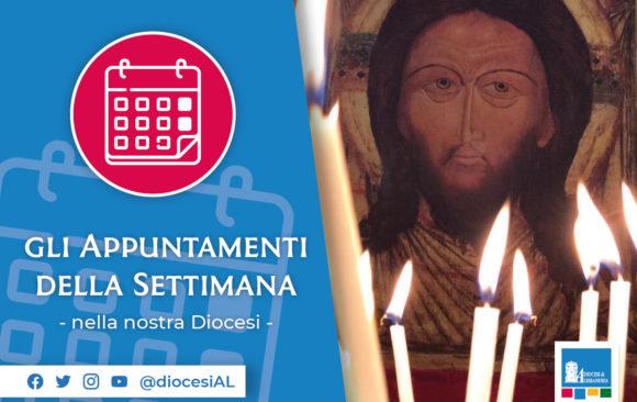 Cosa succede in diocesi Diocesi – Gli eventi 7 – 14 ottobre